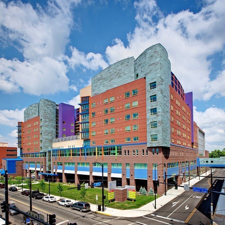 Hospital_11_Children's Hospital of Pittsburgh