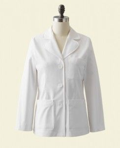 The Elizabeth B. Medelita Lab Coat