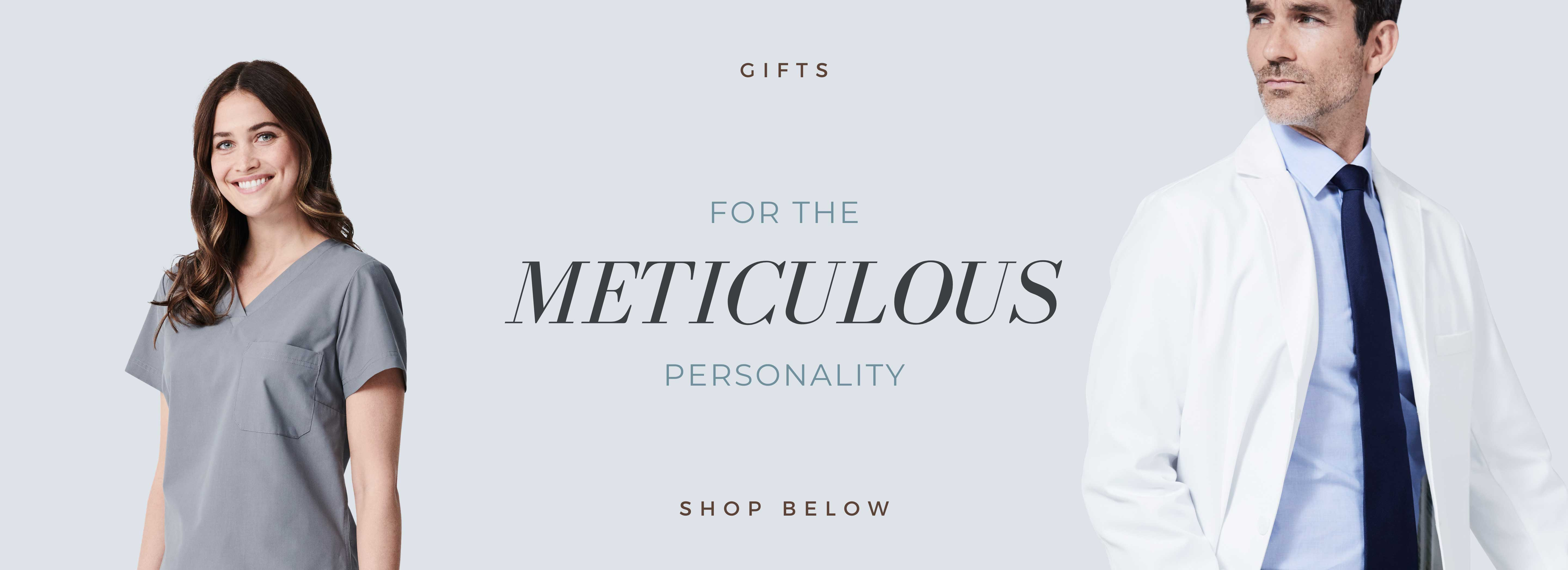 For The Meticulous