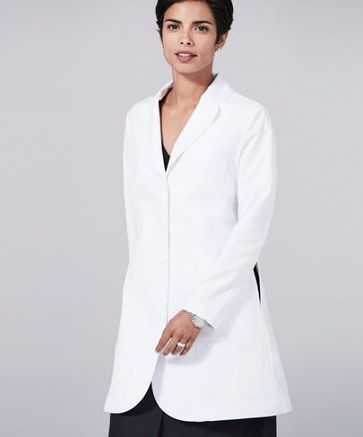 Ellody lab coat
