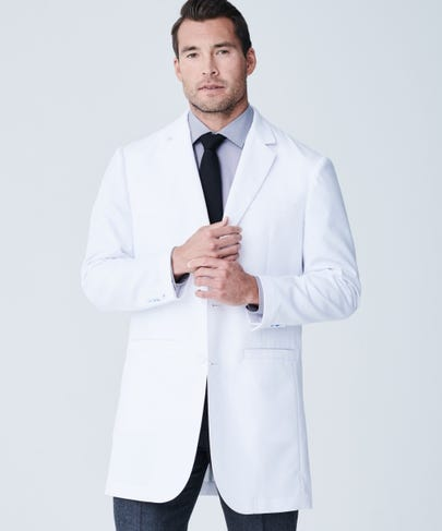 Williams Lab Coat