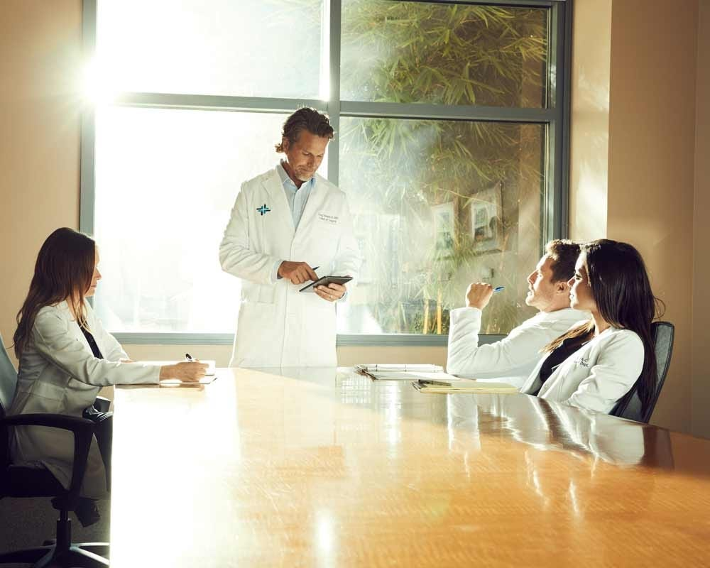 lab coat conference