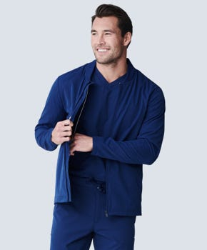 Men's SCRUB JACKETS